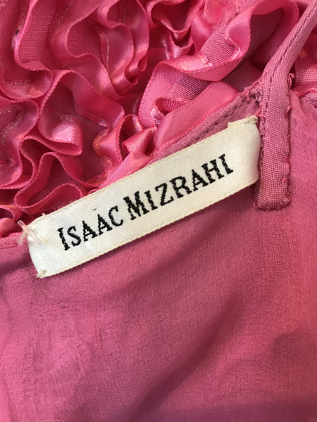 Isaac Mizrahi Flowers Dress