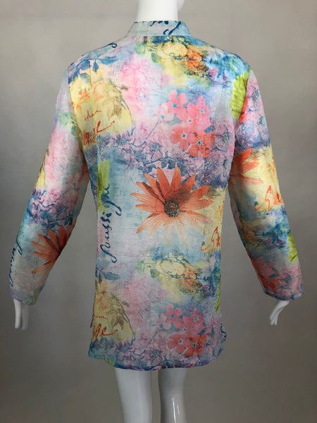Norm Thompson Blouse
