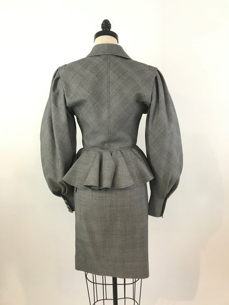 Emanuel Ungaro Skirt Suit