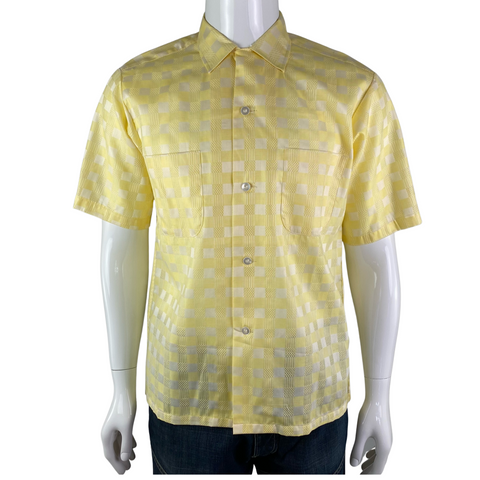 60's Sea Island Yellow Shirt