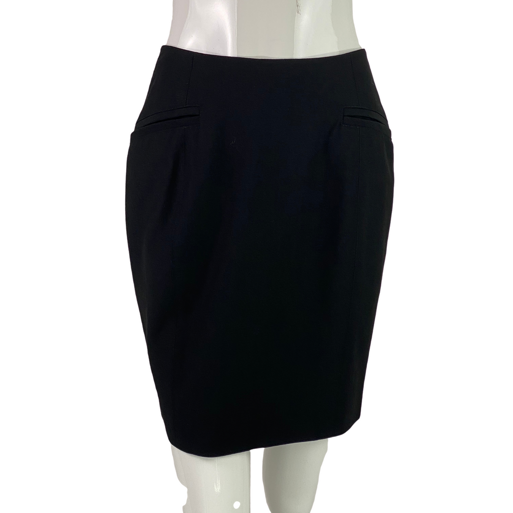 Claude Montana Pencil Skirt
