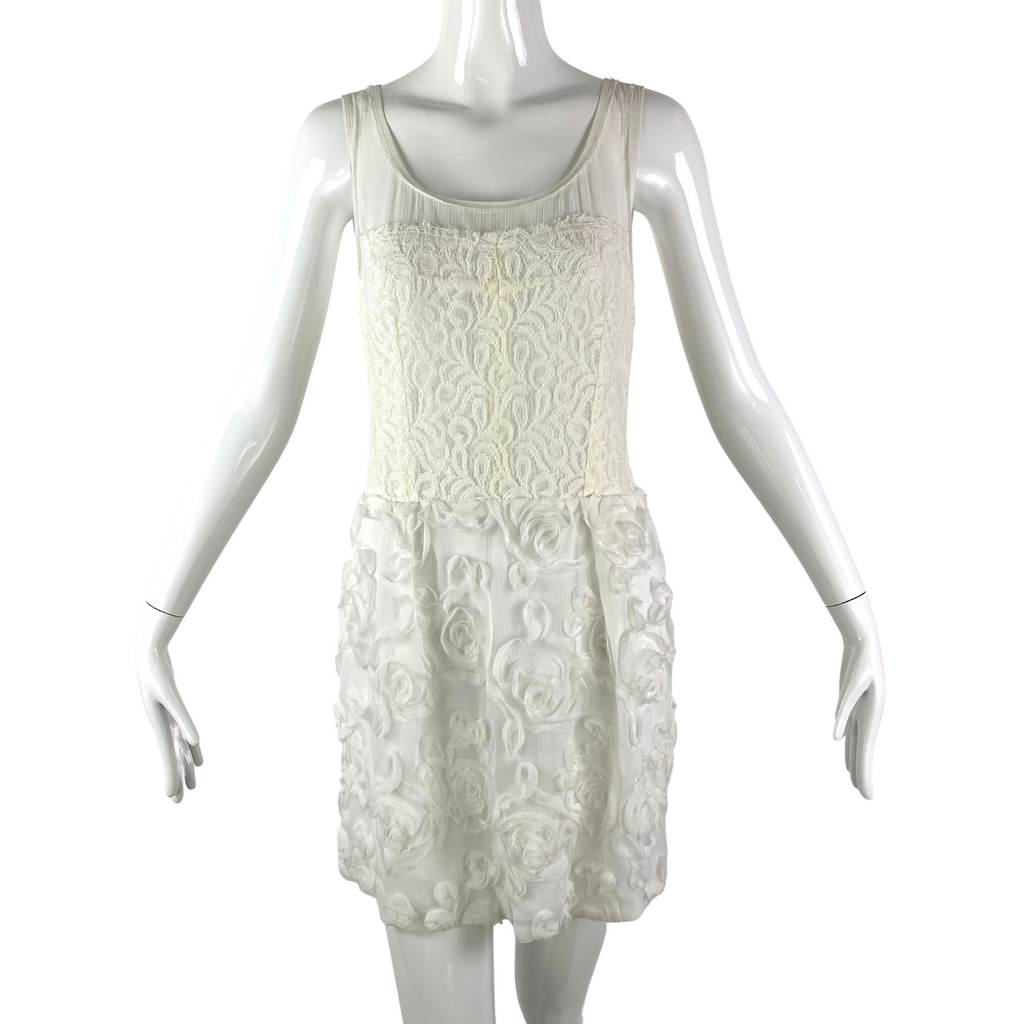 Rachel Rachel Roy White Dress