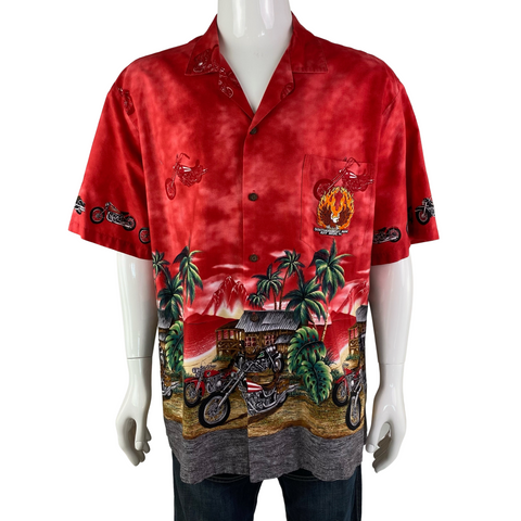 KY's Hawaii Motorcycle Shirt