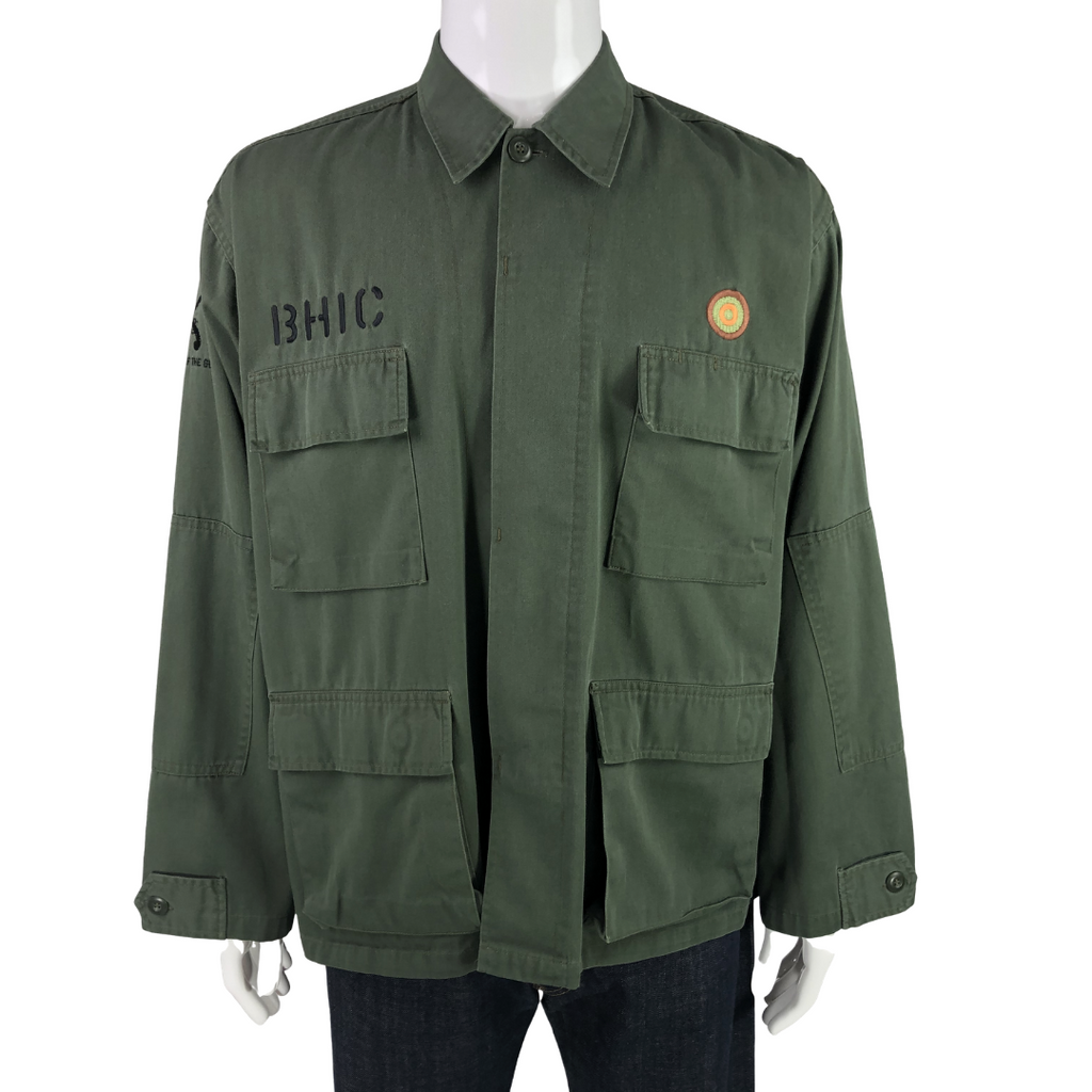 Ben Harper Innocent Criminal Military Jacket