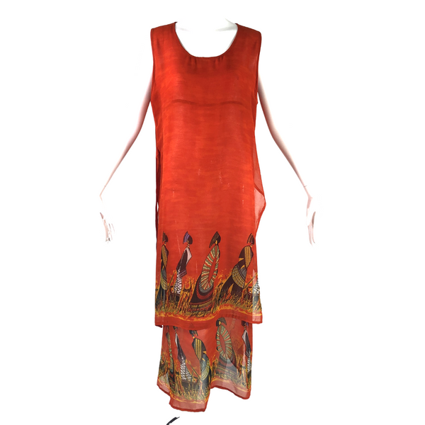 ShiVani California Tribal Dress