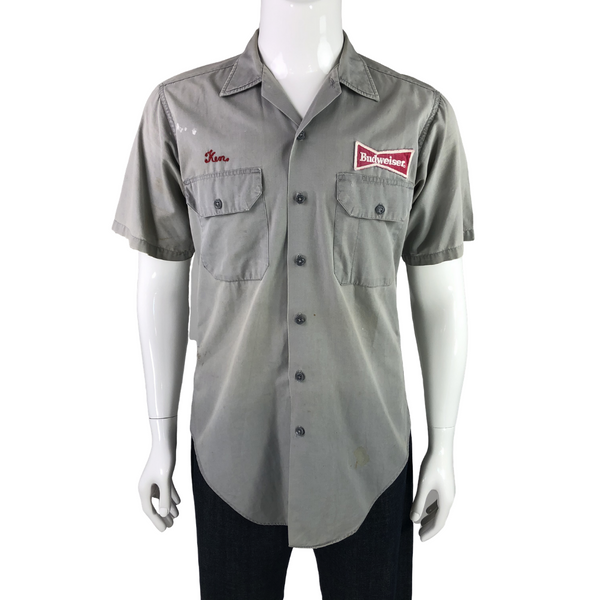 60's Cheswick by Conqueror Budweiser Shirt