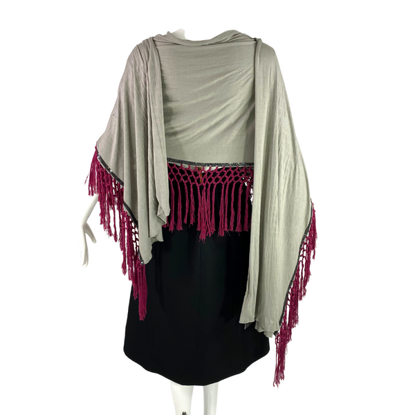 Chan Luu Long Shawl