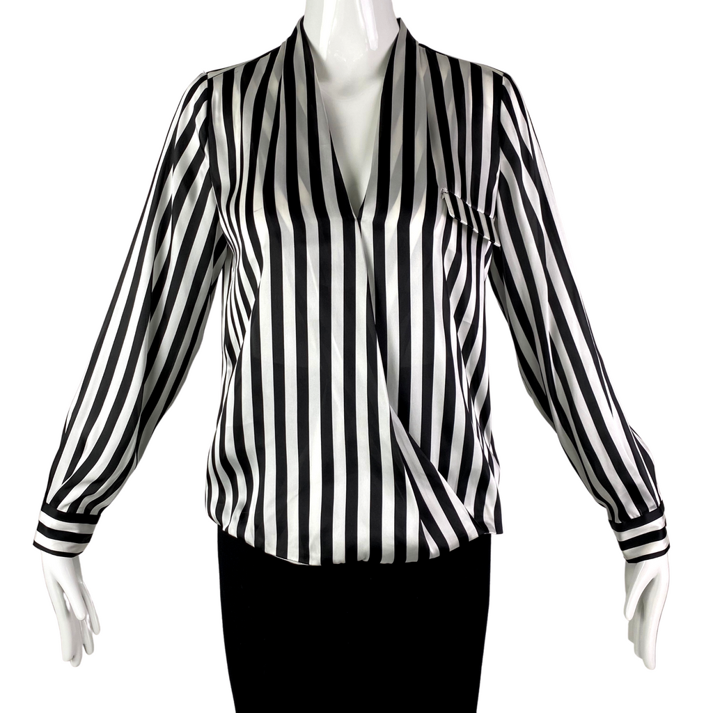 Vince Camuto Striped Top