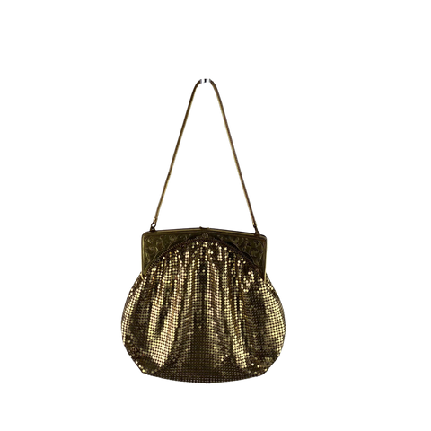 Vintage Whiting Davis Mesh Bag