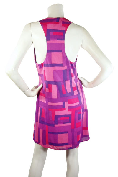 Alice + Olivia Pink/Purple Dress