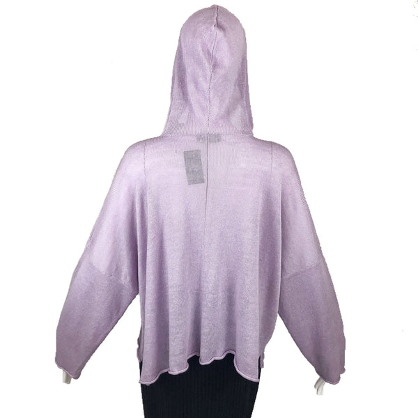 Eskandar Hooded Top