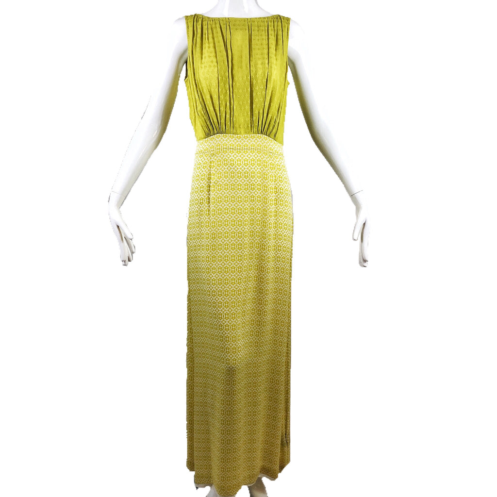 Tory Burch Silk Maxi Dress