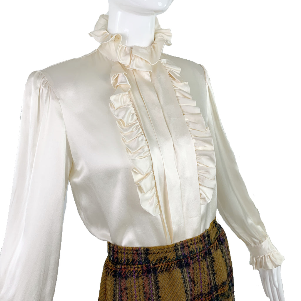 Lloyd Williams Silk Blouse