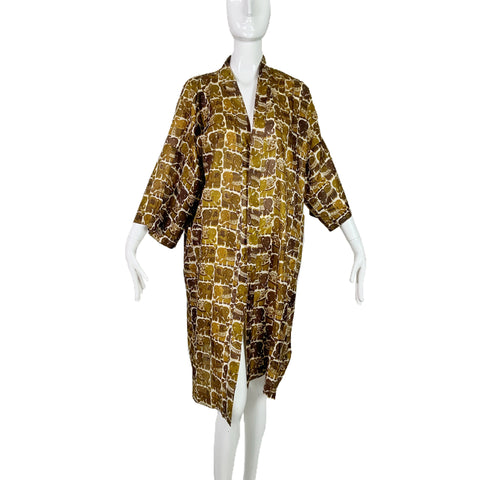 Elephant Robe Silk