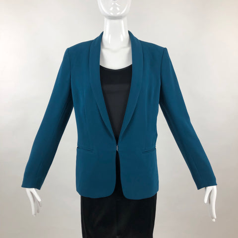 Rag & Bone Store Exclusive Teal Blazer