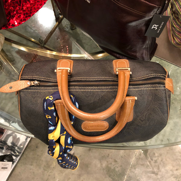Leonard Satchel Bag