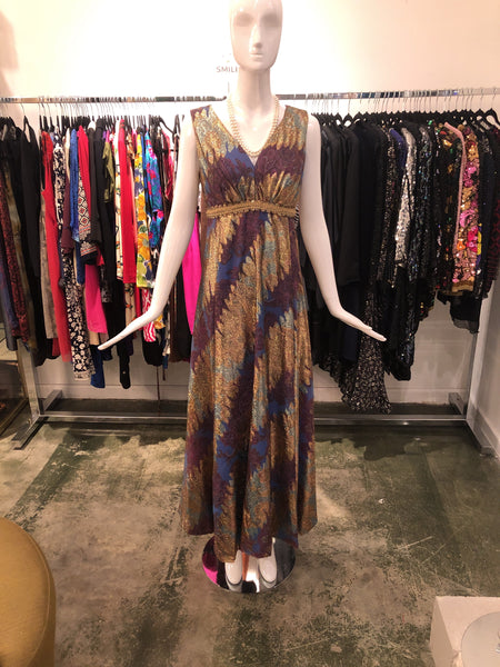 Mary Nash Dallas Brocade Dress