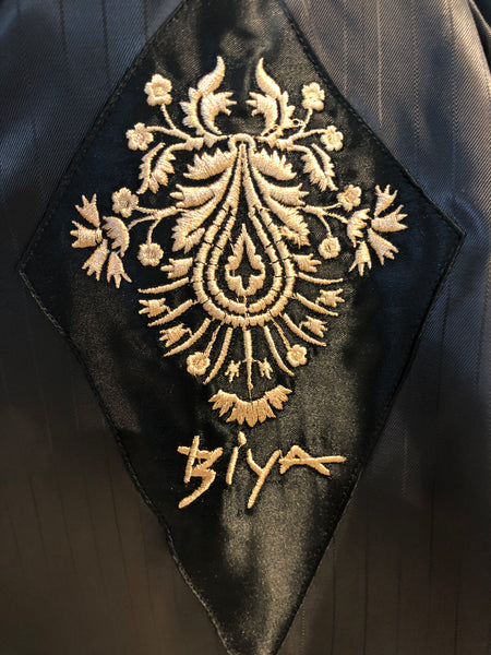 Biya Embroidered Coat