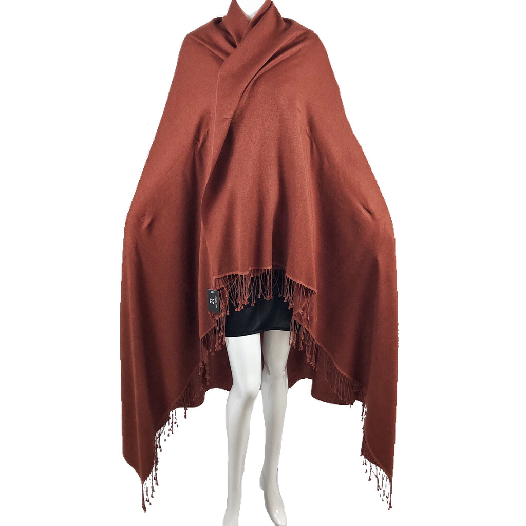 Kate Kanyon Cashmere + Silk Blend Shawl