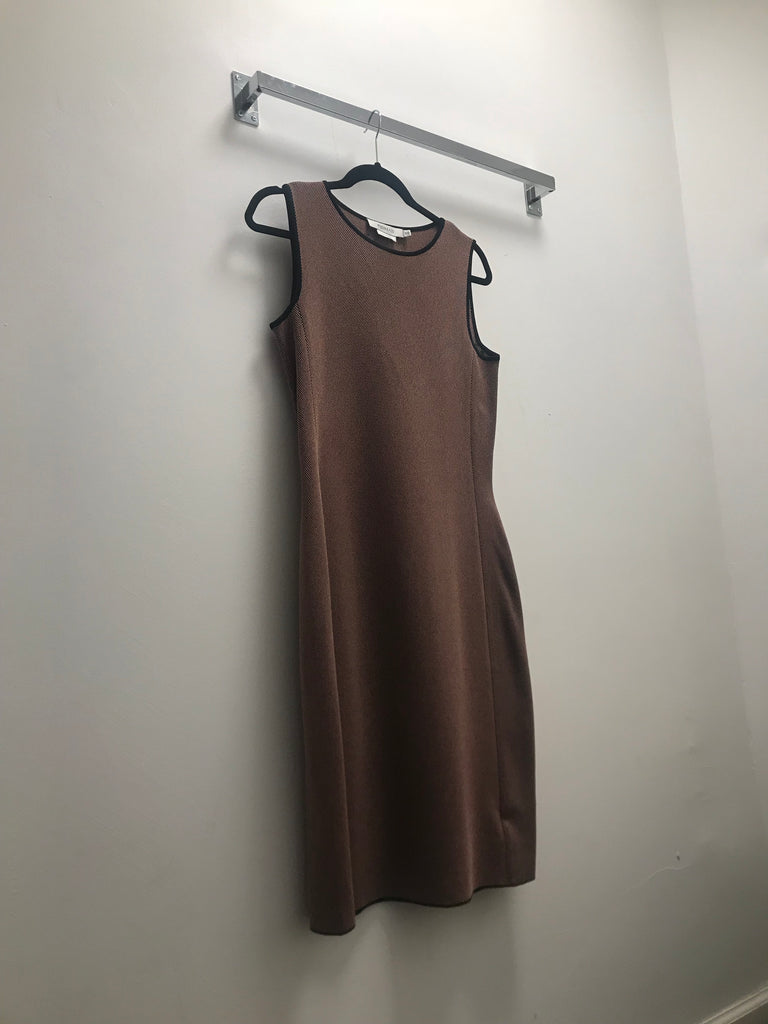 Plein Air Sleeveless Dress