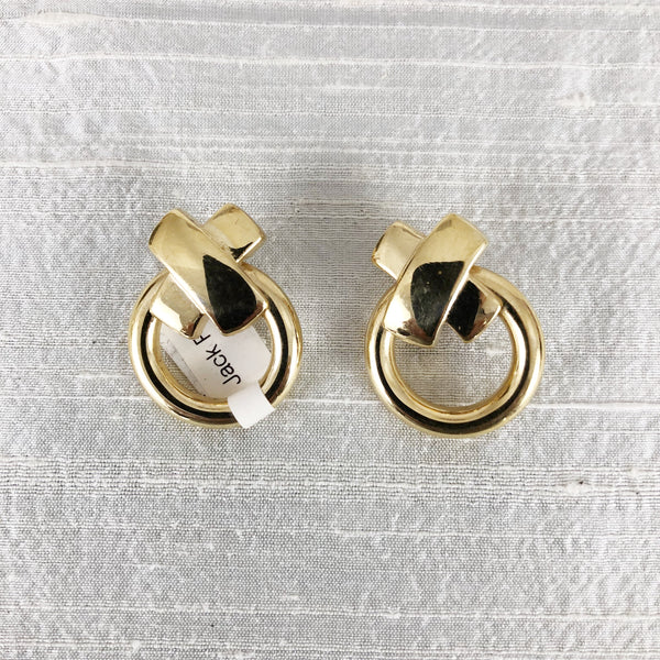 80's Givenchy Earrings