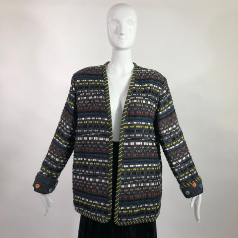 Crystal Handwoven Women's Jacket
