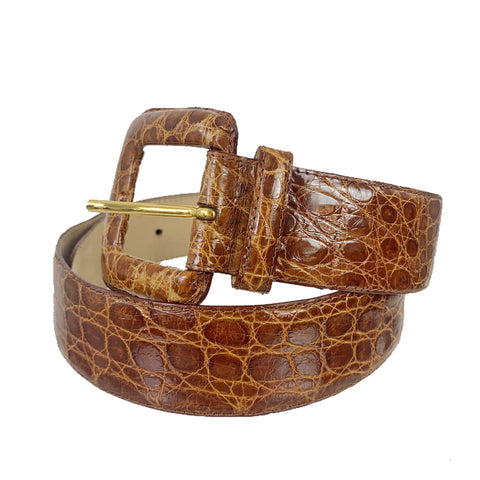 Nancy Gonzalez Crocodile Belt