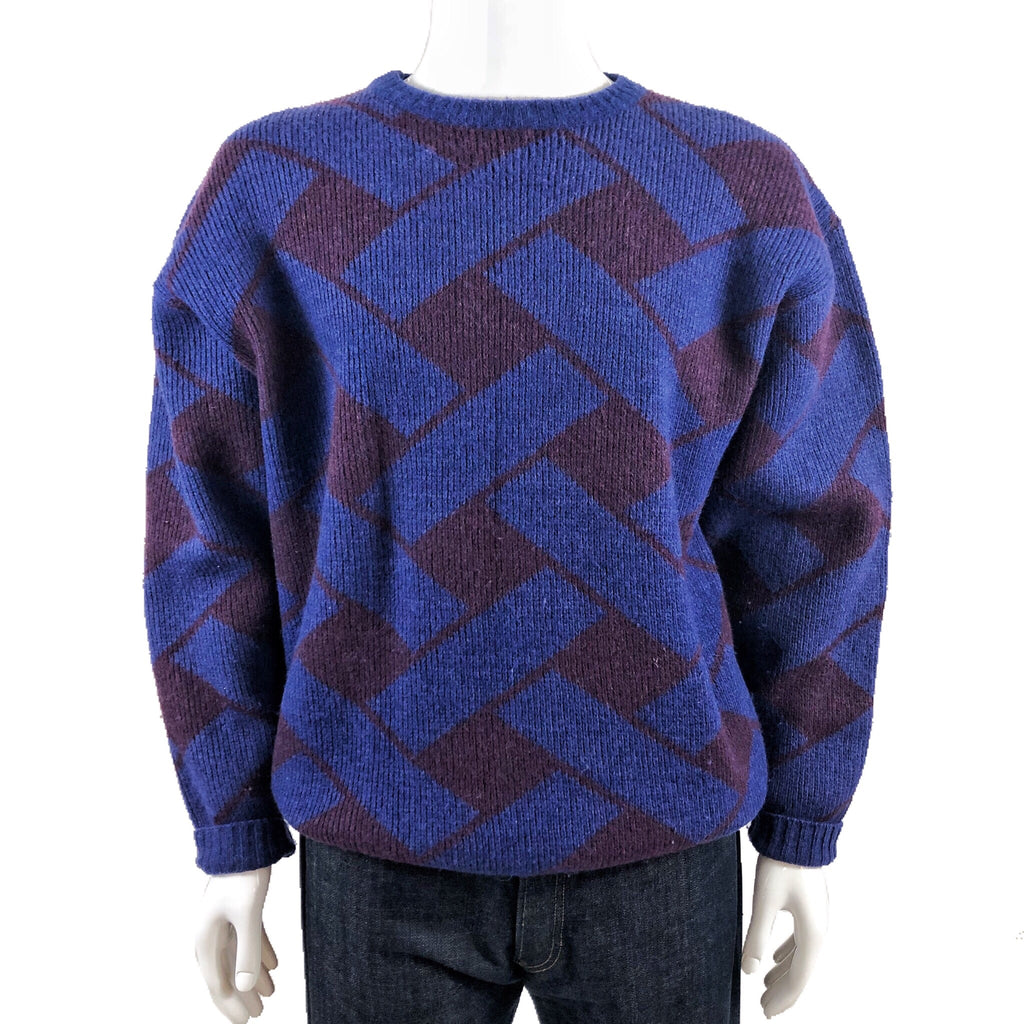 80's Courreges Men's Sweater