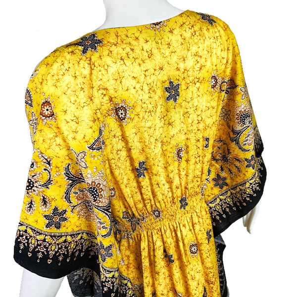 Thailand Cotton Caftan