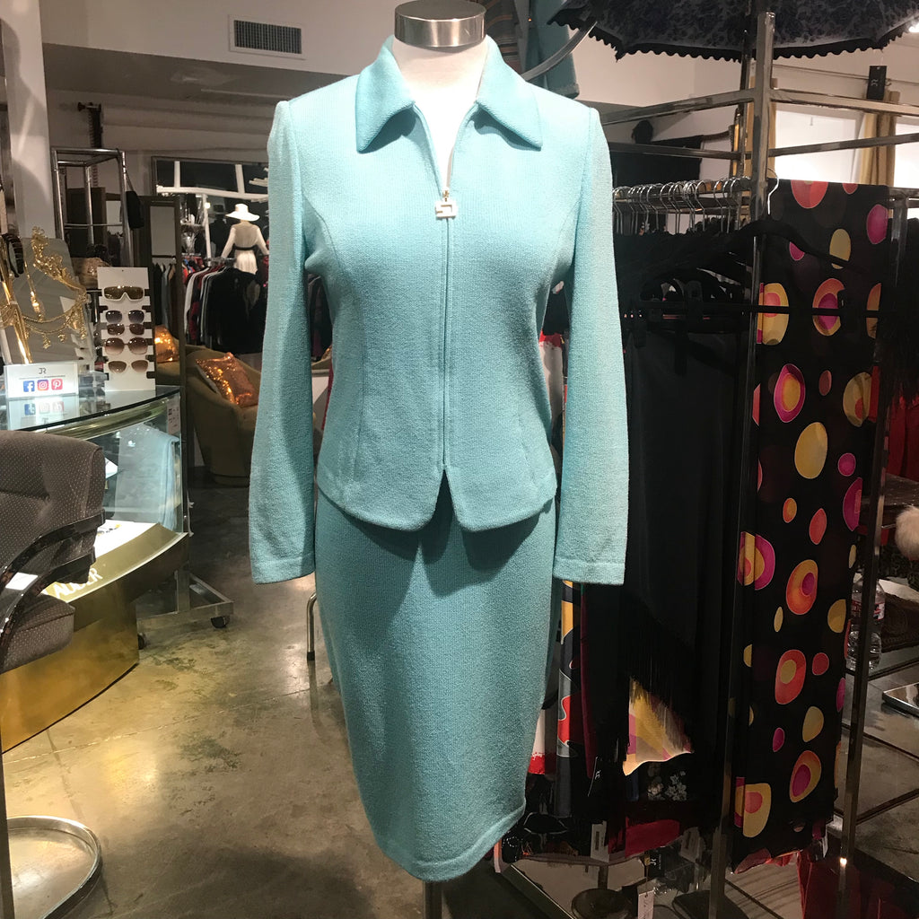St. John Collection Skirt Suit