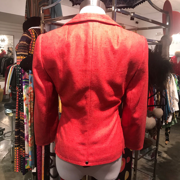 AKRIS Silk Cashmere Blend Jacket