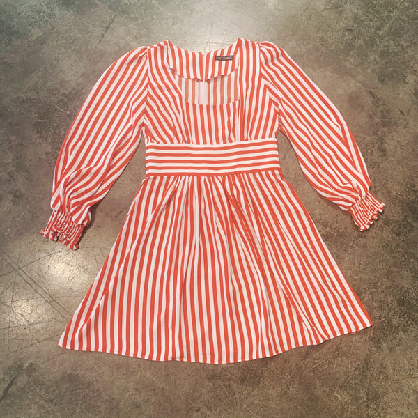 Coco Fennell Striped Dress