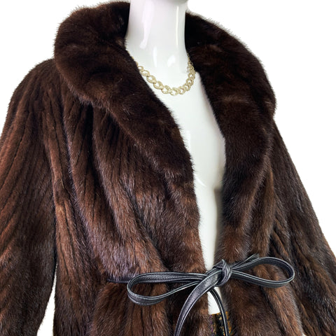 Pamela Mahoney Mink Fur
