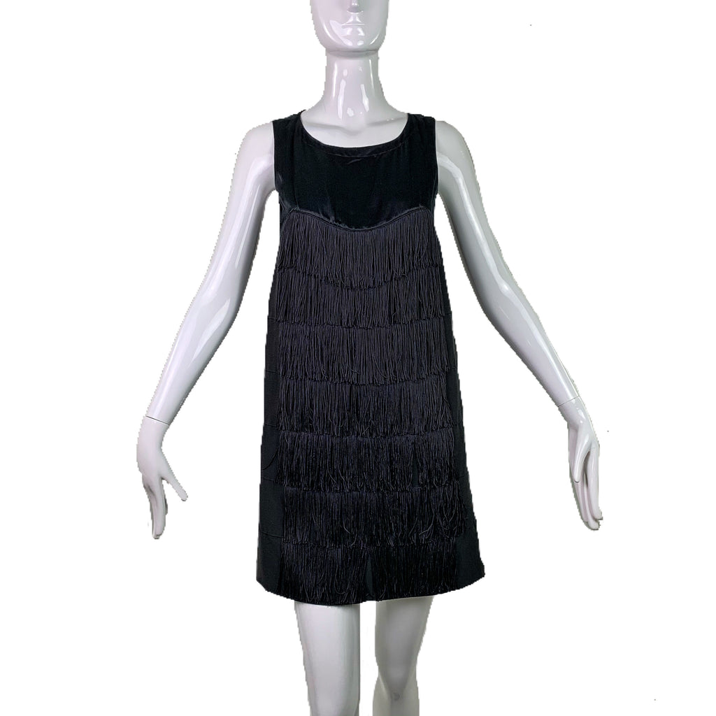 See by Chloe Black Dress
