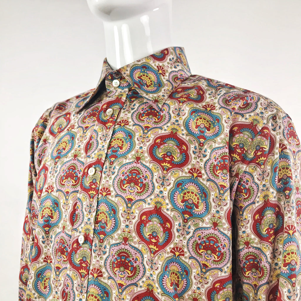 Men's Ted Baker London Paisley Shirt