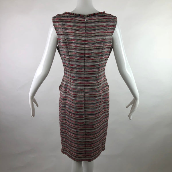 David Meister Sleeveless Dress