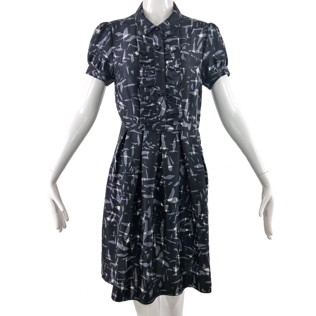 Kate Spade Silk Printed Dress