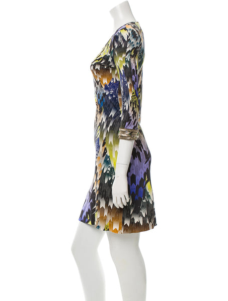 Matthew Williamson knee-length Dress