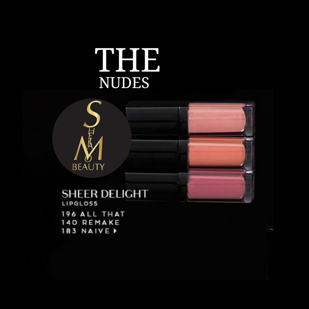 THE NUDES | SHEER DELIGHT
