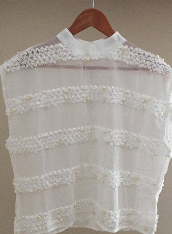Crochet Insert Top