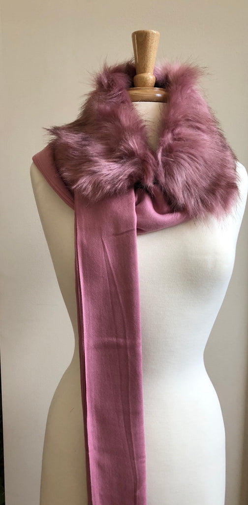 Beautiful Winter Coat Scarf