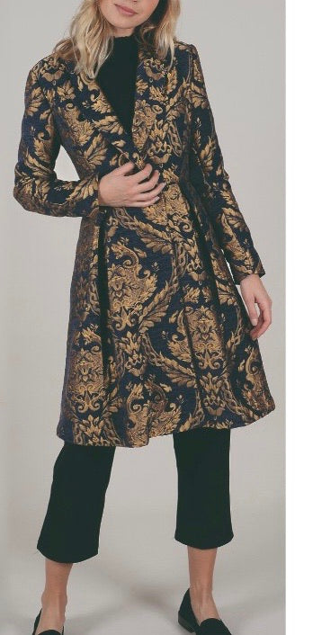 Ladies Woven Coat