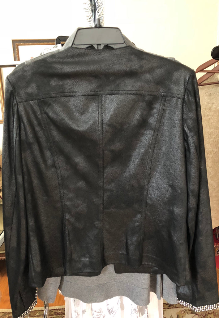 Black Chanel Jacket - Only 1 left!