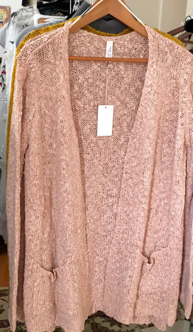 Taupe Soft & Silky Top