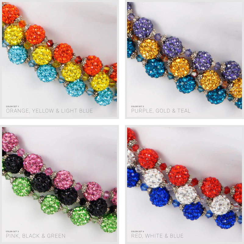 Rhinestone-rows-four-sets-of-three-Set-4