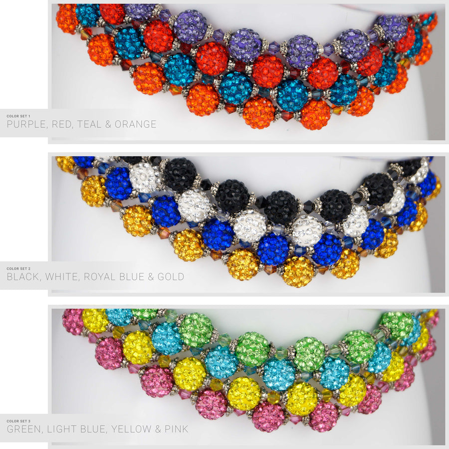 Rhinestone-rows-three-sets-of-four-Set-1