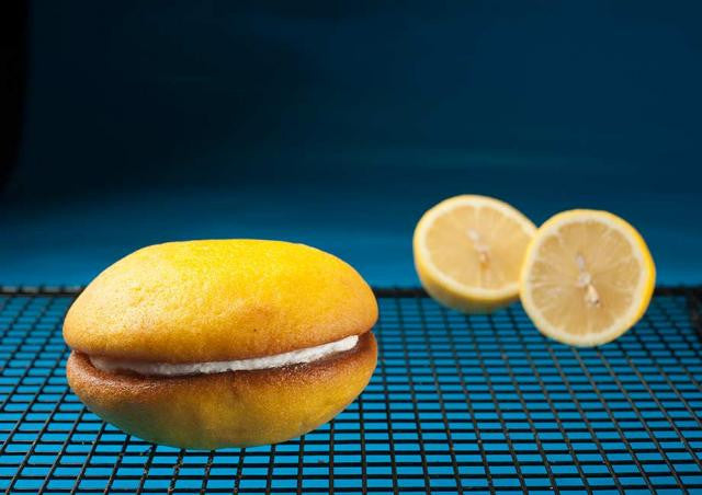 lemon whoopie with lemons