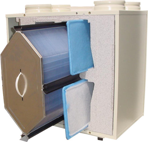 Filters for ventilation units