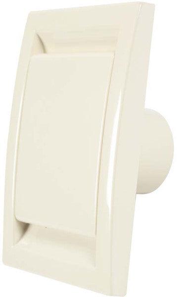 Innovation socket, ivory