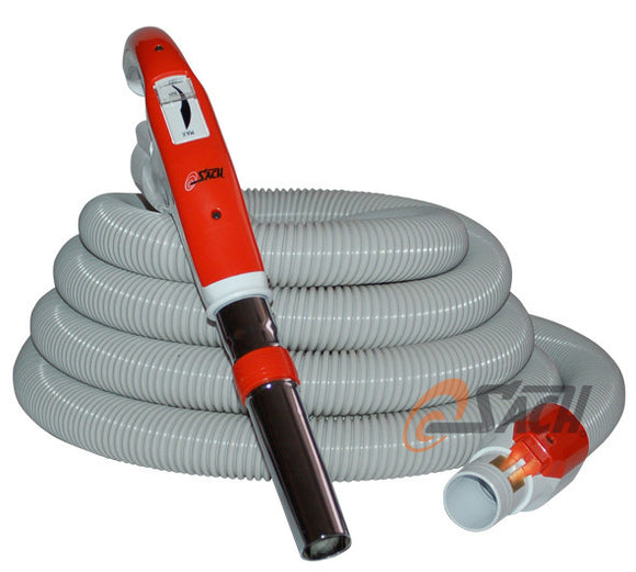 7.5m Soft-grip switched hose